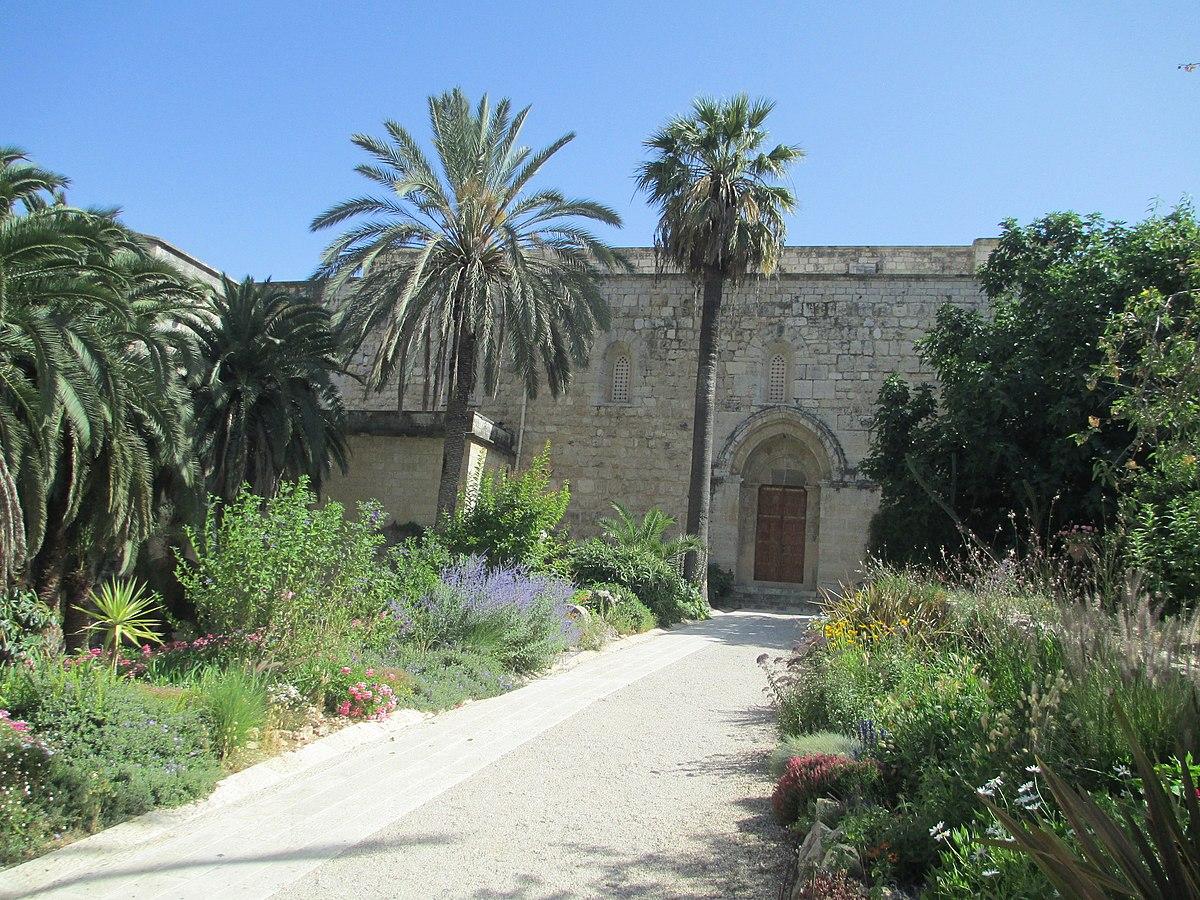 Benedictine monastery Abu Ghosh