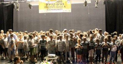 Students Build a Community