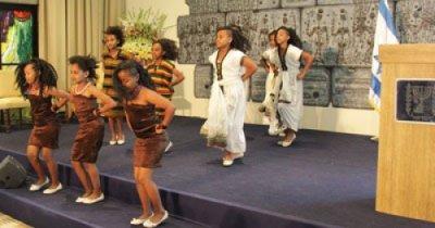 Ethnic Dance project