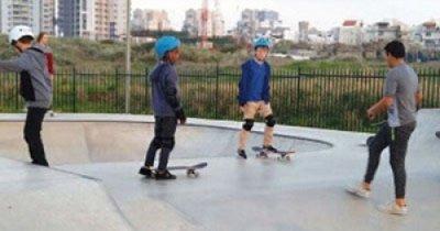 ESRA/Shapiro Skateboarding
